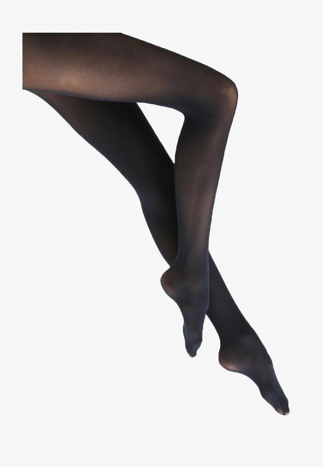 40 DEN VELVET - Tights - marine