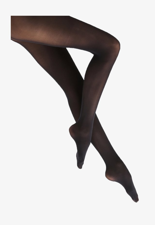 40 DEN VELVET - Tights - black