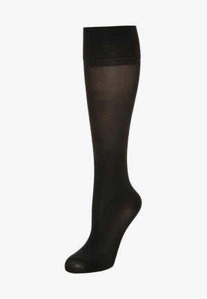 40 DEN FLY & CARE - Chaussettes hautes - black