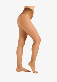 KUNERT - 5 DEN MYSTIQUE  - Tights - hasel - 2