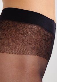 KUNERT - 5 DEN MYSTIQUE  - Tights - black
