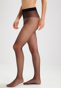 KUNERT - 5 DEN MYSTIQUE  - Tights - black - 0