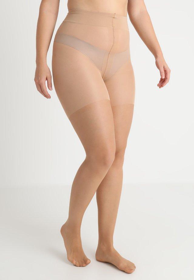 20 DEN CURVY - Collants - nude