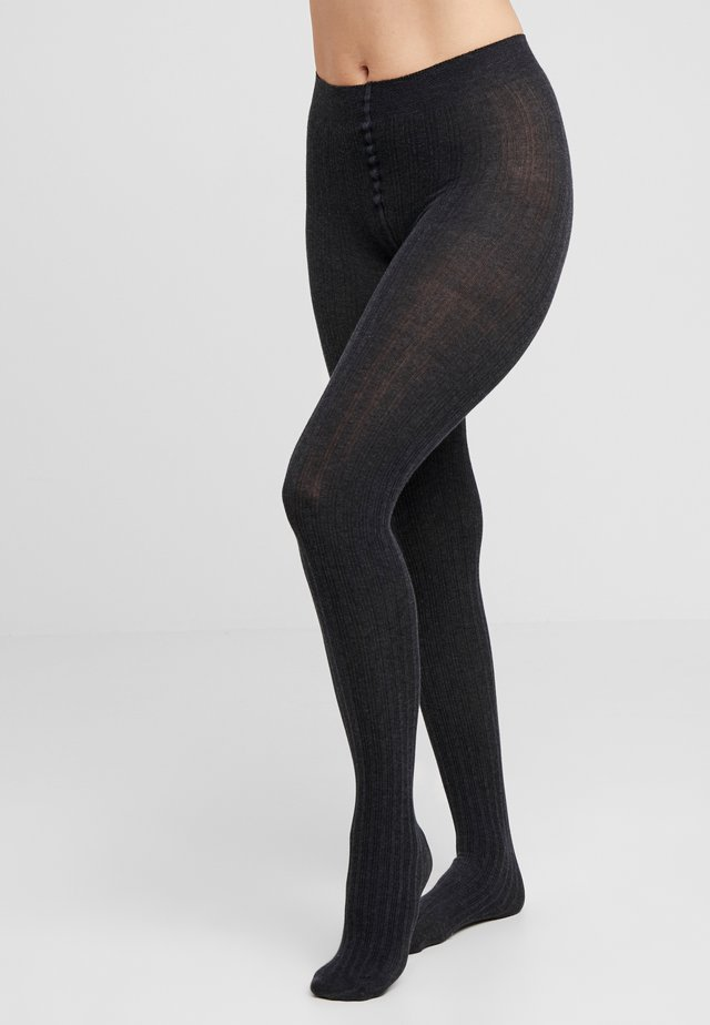 SIMPLY - Tights - anthrazit