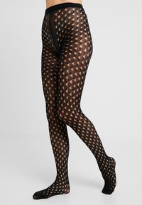 KUNERT - CARVE - Tights - black - 0
