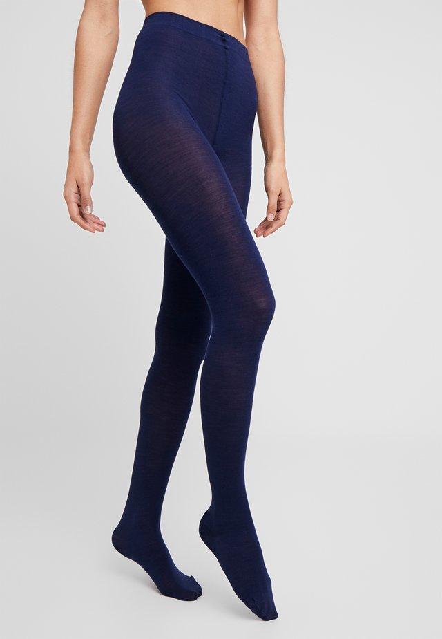 SENSUAL - Collants - blue