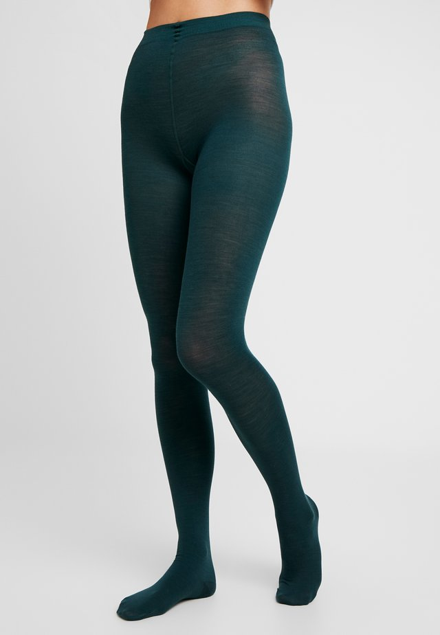 SENSUAL - Tights - bottle green