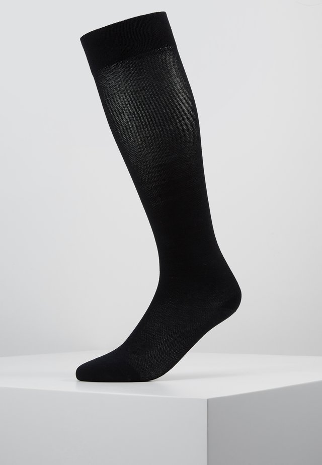 FLY CARE - Knee high socks - black