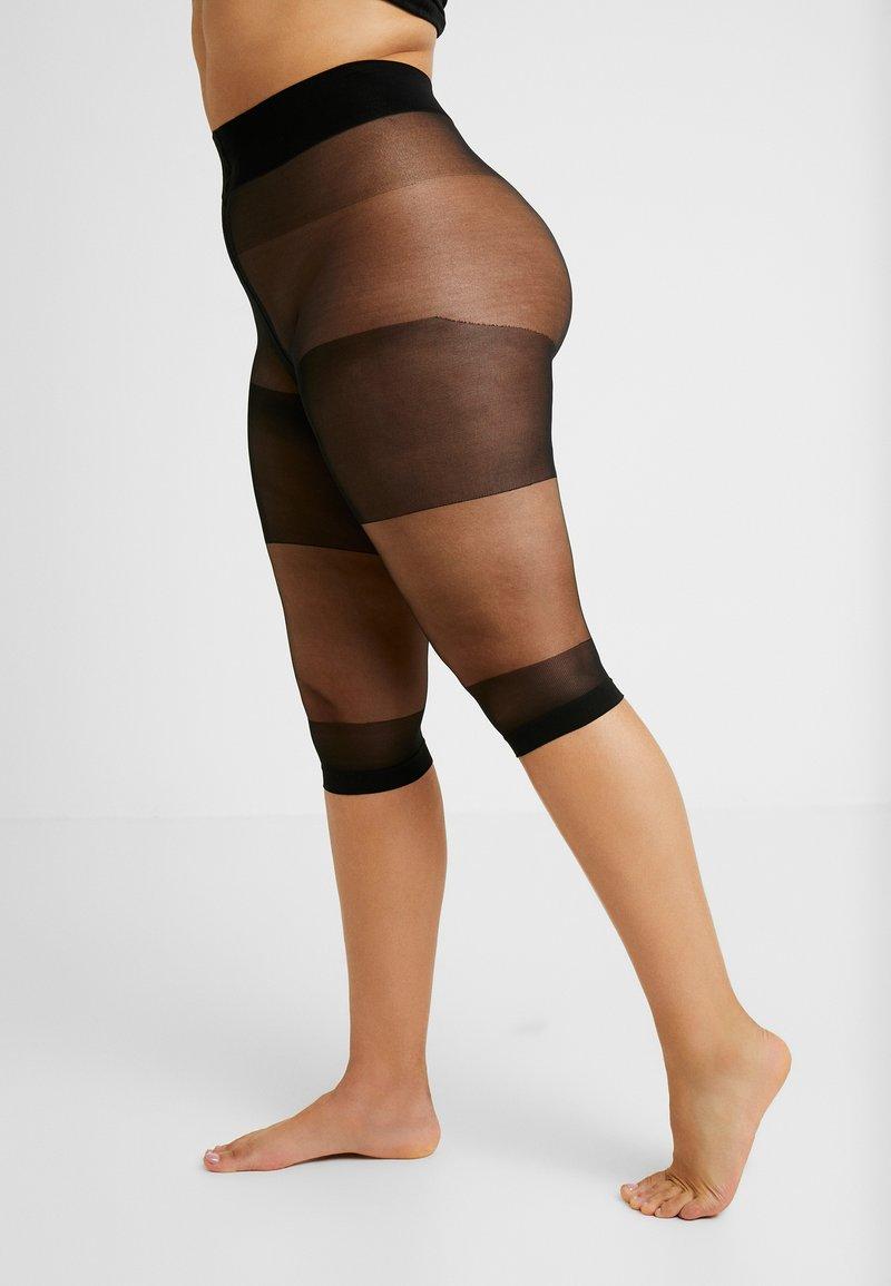 KUNERT - CURVY PANTY - Panty - black