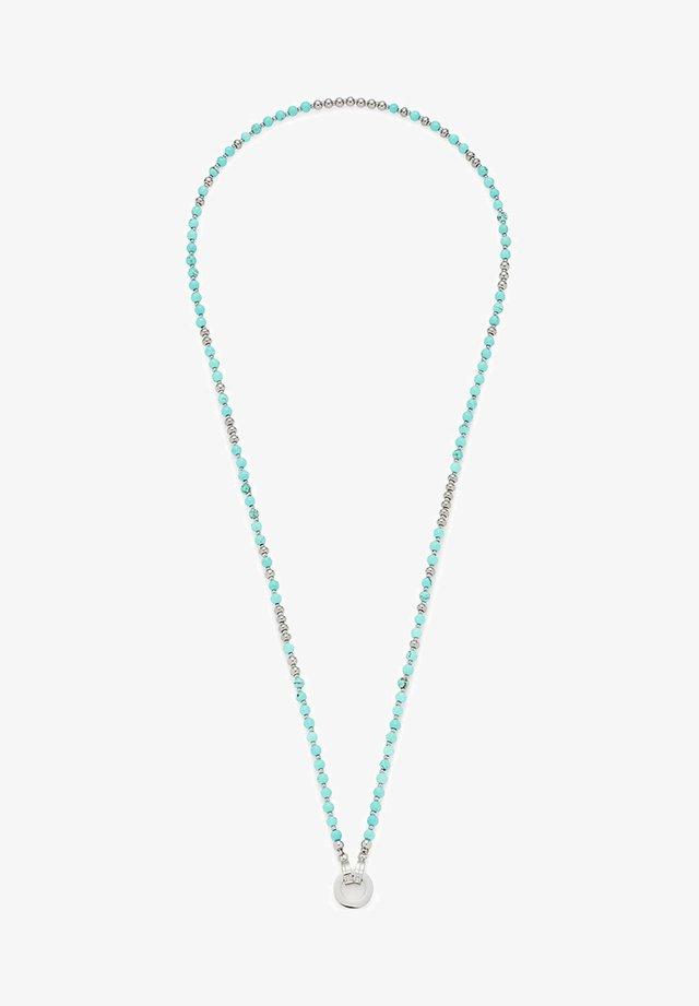 Halskette - türkis