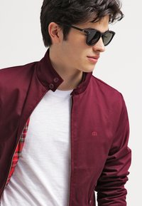 Merc - HARRINGTON - Bomber bunda - wine - 3