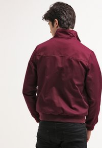 Merc - HARRINGTON - Bomber bunda - wine - 2