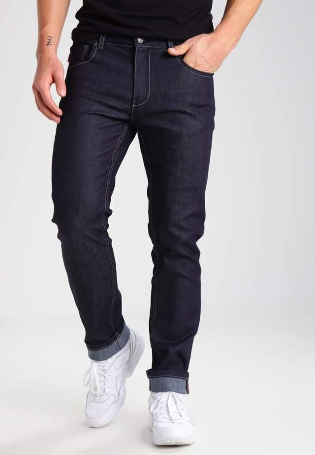 ASHVILLE - Slim fit jeans - dark navy