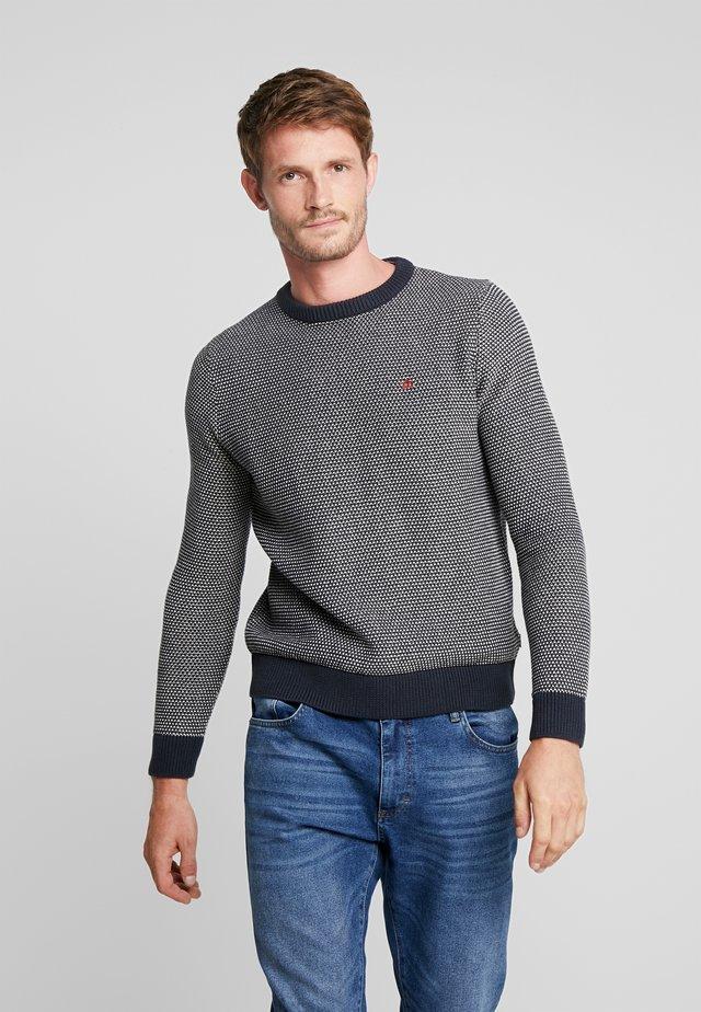 FELLOWS - Pullover - dark slate