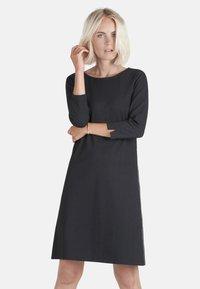 Public - Day dress - dark grey - 0