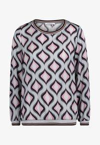 Public - Blouse - grey/pink - 4