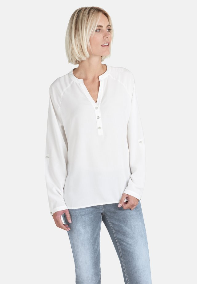 LONG SLEEVE - Blouse - rohweiß