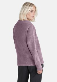 Public - MIT SCHMUCKSTEINEN - Sweatshirt - pink - 2