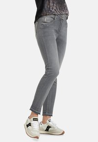 Public - Slim fit jeans - light grey denim - 0