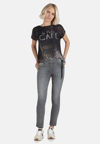 Public - Slim fit jeans - light grey denim - 1