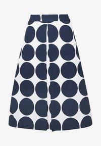 Seidensticker - MIDI - A-line skirt - blau - 3