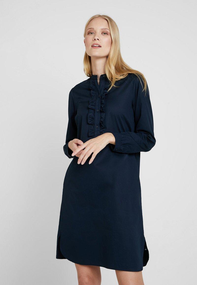Seidensticker - WASHER - Shirt dress - dark sapphire