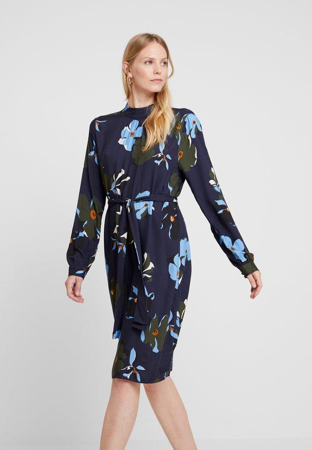 Sukienka letnia - blau