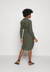 Seidensticker - Shirt dress - grape leaf - 2