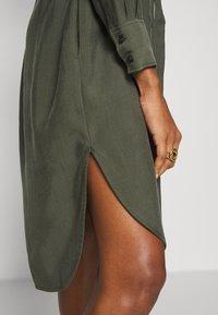 Seidensticker - Shirt dress - grape leaf - 3