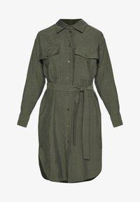 Seidensticker - Shirt dress - grape leaf - 5