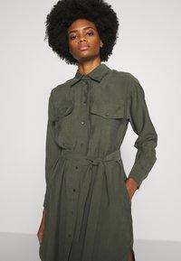 Seidensticker - Shirt dress - grape leaf - 4