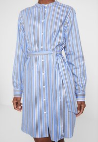 Seidensticker - Skjortekjole - blau - 5