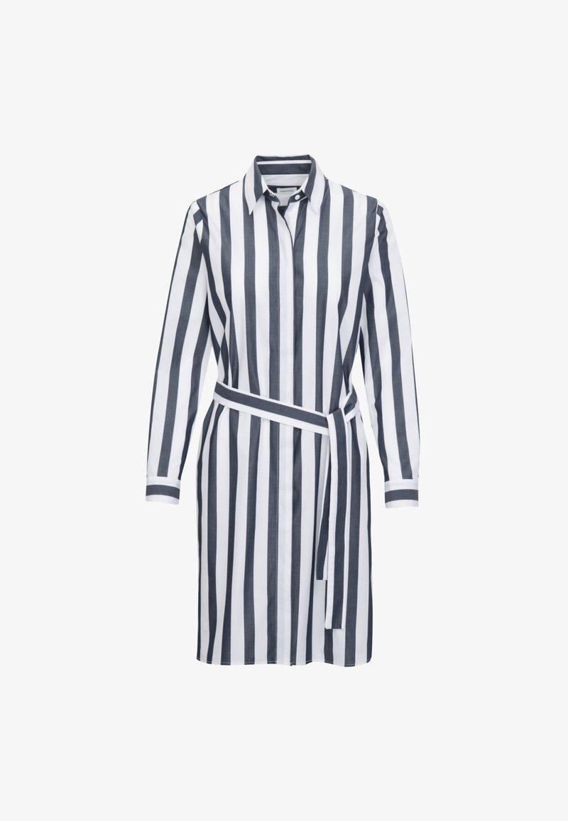 Seidensticker - Sukienka koszulowa - dark blue