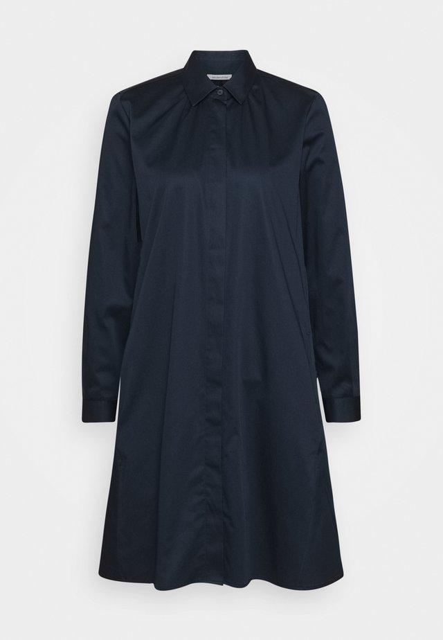 LANGARM - Shirt dress - dark sapphire
