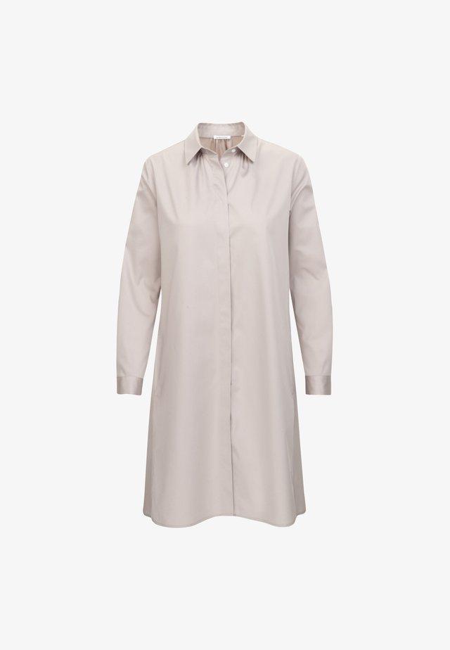 LANGARM - Sukienka koszulowa - braun