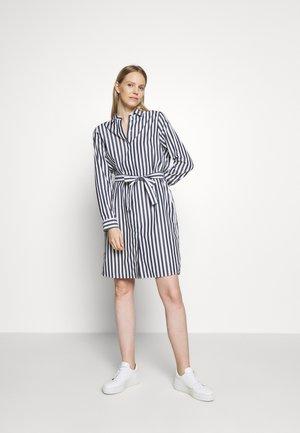 Shirt dress - navy