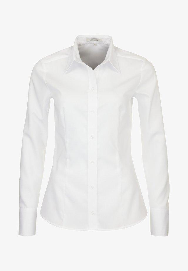 Hemdbluse - white
