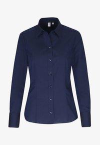 Seidensticker - Seidensticker - Overhemdblouse - blue - 0