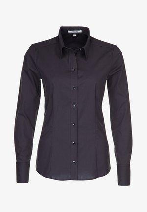 Seidensticker - Koszula - black