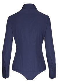 Seidensticker - Komfortable Slim - Button-down blouse - dark blue - 1