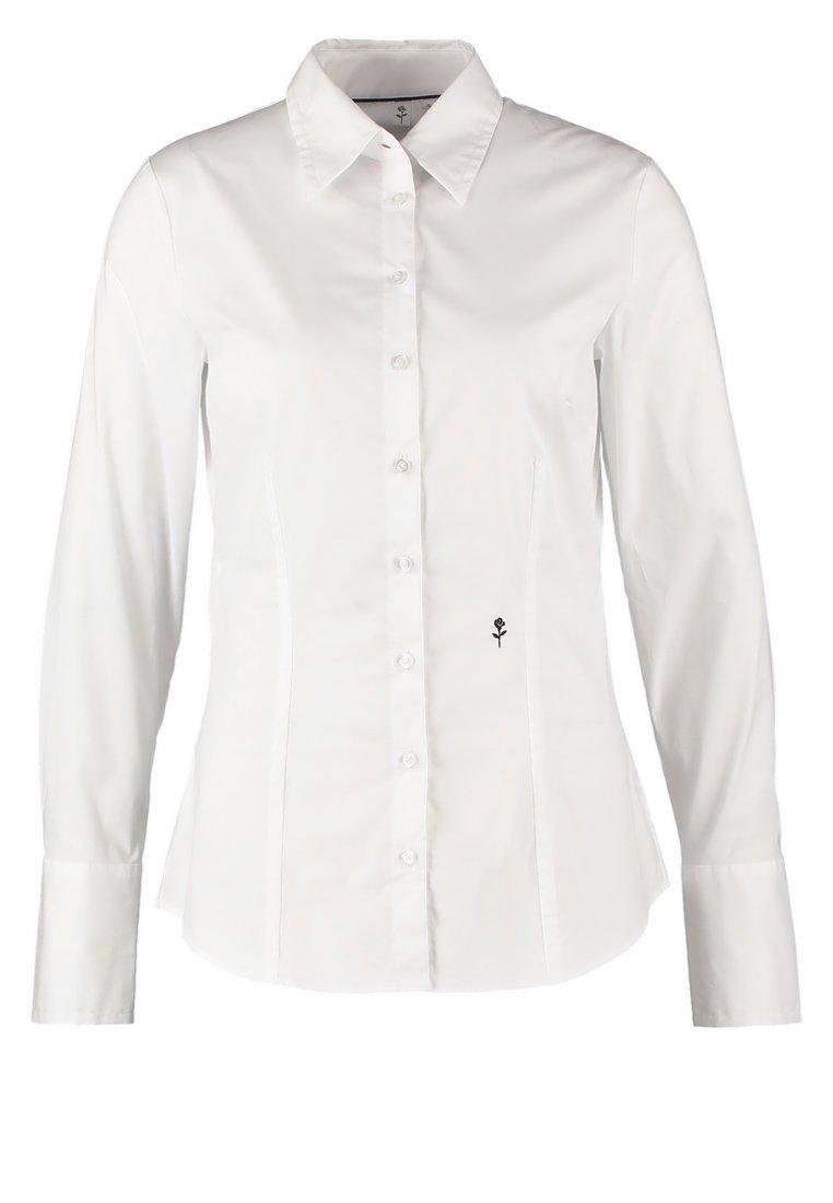 Seidensticker LANGARM - Koszula - weiß
