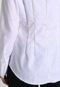 Seidensticker - Button-down blouse - white - 6