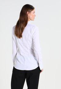 Seidensticker - Button-down blouse - white - 2