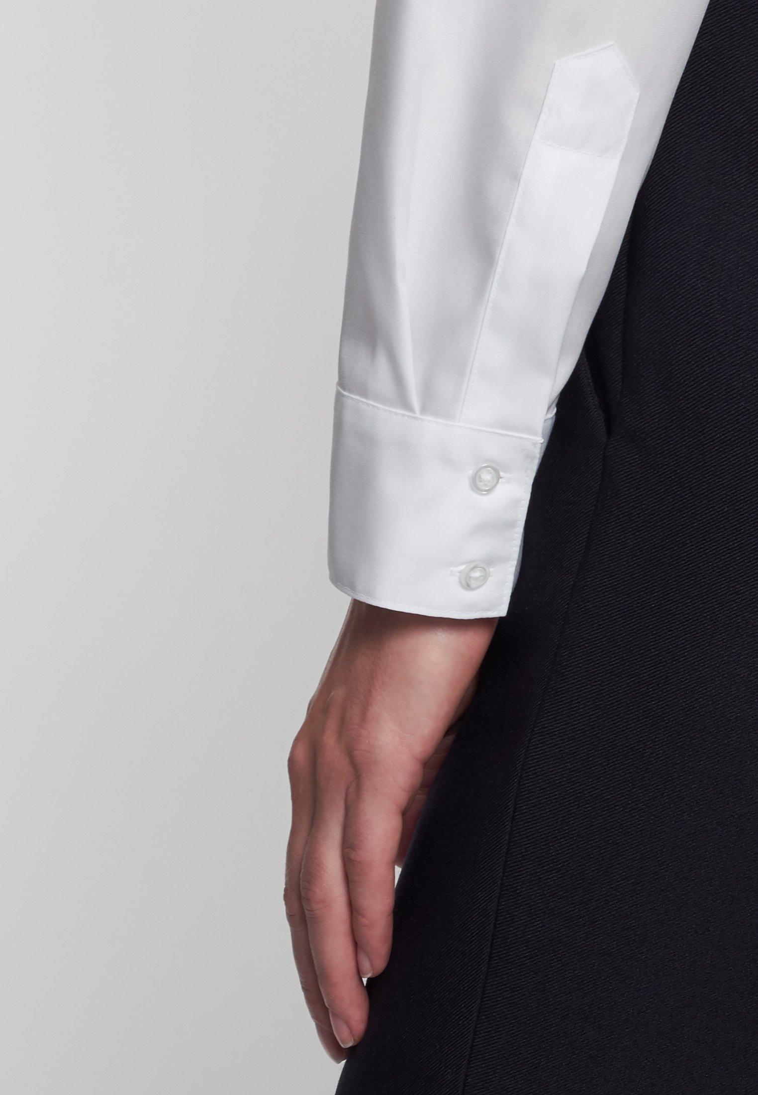 Seidensticker Schwarze Rose - Chemisier White