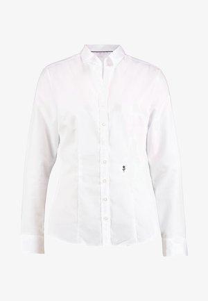 SCHWARZE ROSE - Overhemdblouse - white