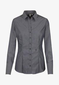 Seidensticker - SCHWARZE ROSE - Button-down blouse - grau - 0