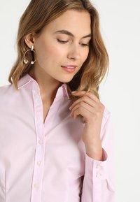 Seidensticker - SCHWARZE ROSE - Overhemdblouse - rosa - 4