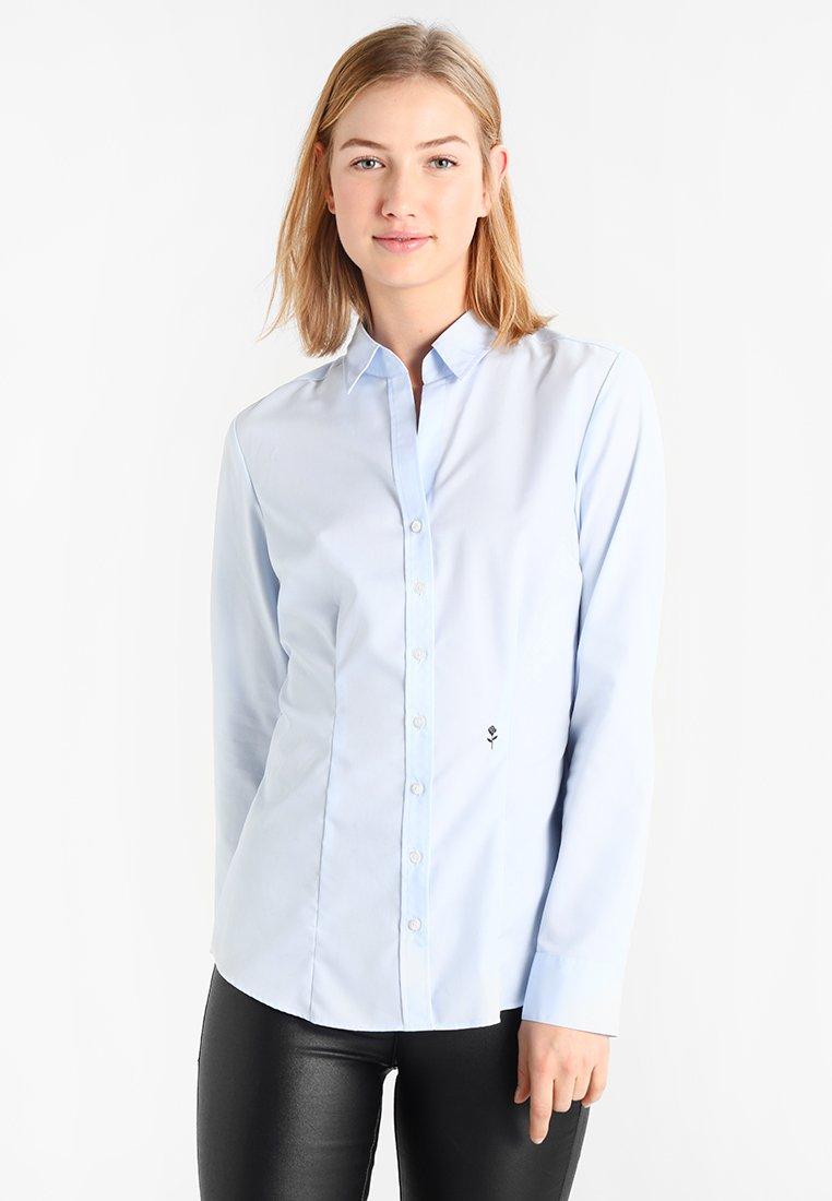 Seidensticker - SCHWARZE ROSE - Camicia - dark blue