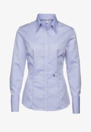 SCHWARZE ROSE - Overhemdblouse - blue