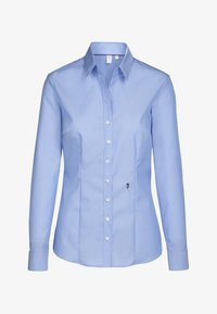 Seidensticker - SCHWARZE ROSE - Button-down blouse - blue - 0